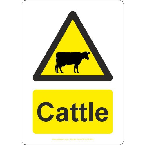 Cattle sign