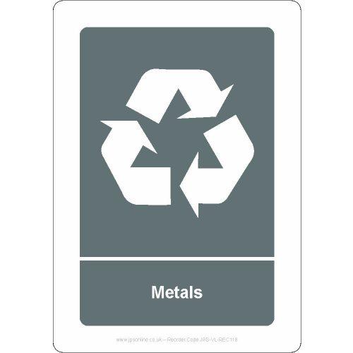 Metals sign