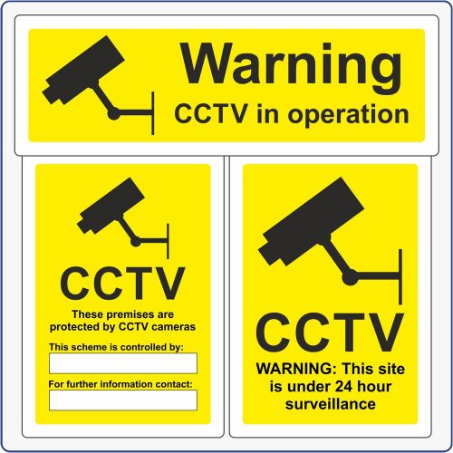 Security & Safety Signs