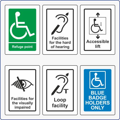 DDA (Disability Discrimination Act)