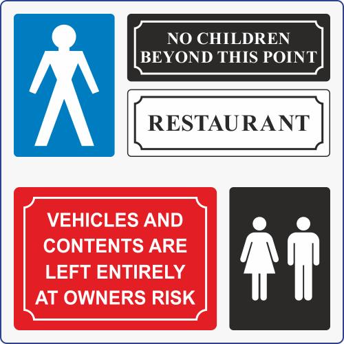 Hotel/Bar/Café & Pub Signs